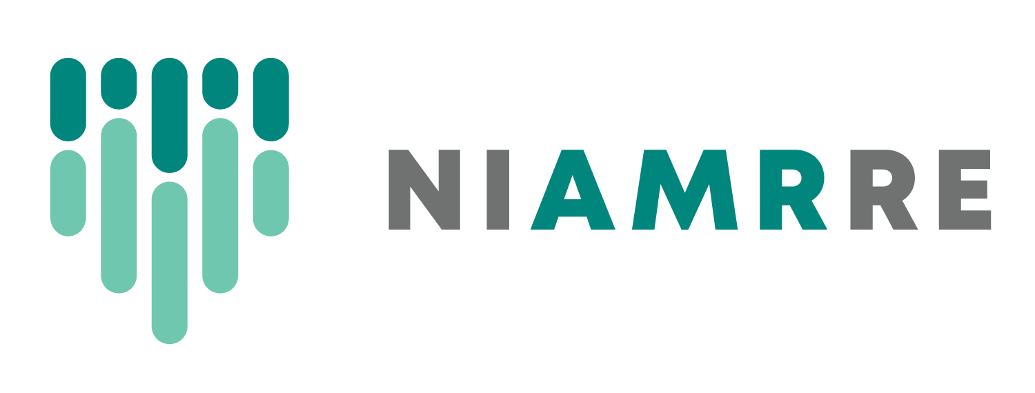 NIAMRRE | National Institute of Antimicrobial Resistance Research and Education Logo