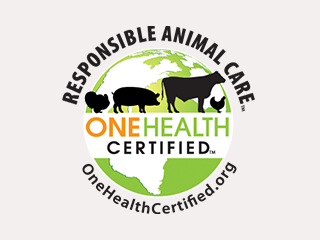 One Health Certified Logo