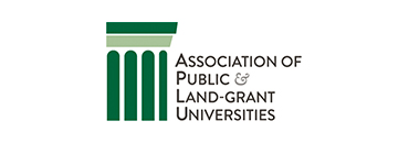 The Association of Public and Land-grant Universities logo