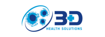 3D Health Solutions logo